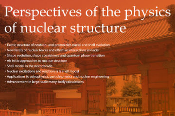"IIRC symposium ""Perspectives of the physics of nuclear structure"" (Nov.1-4)"
